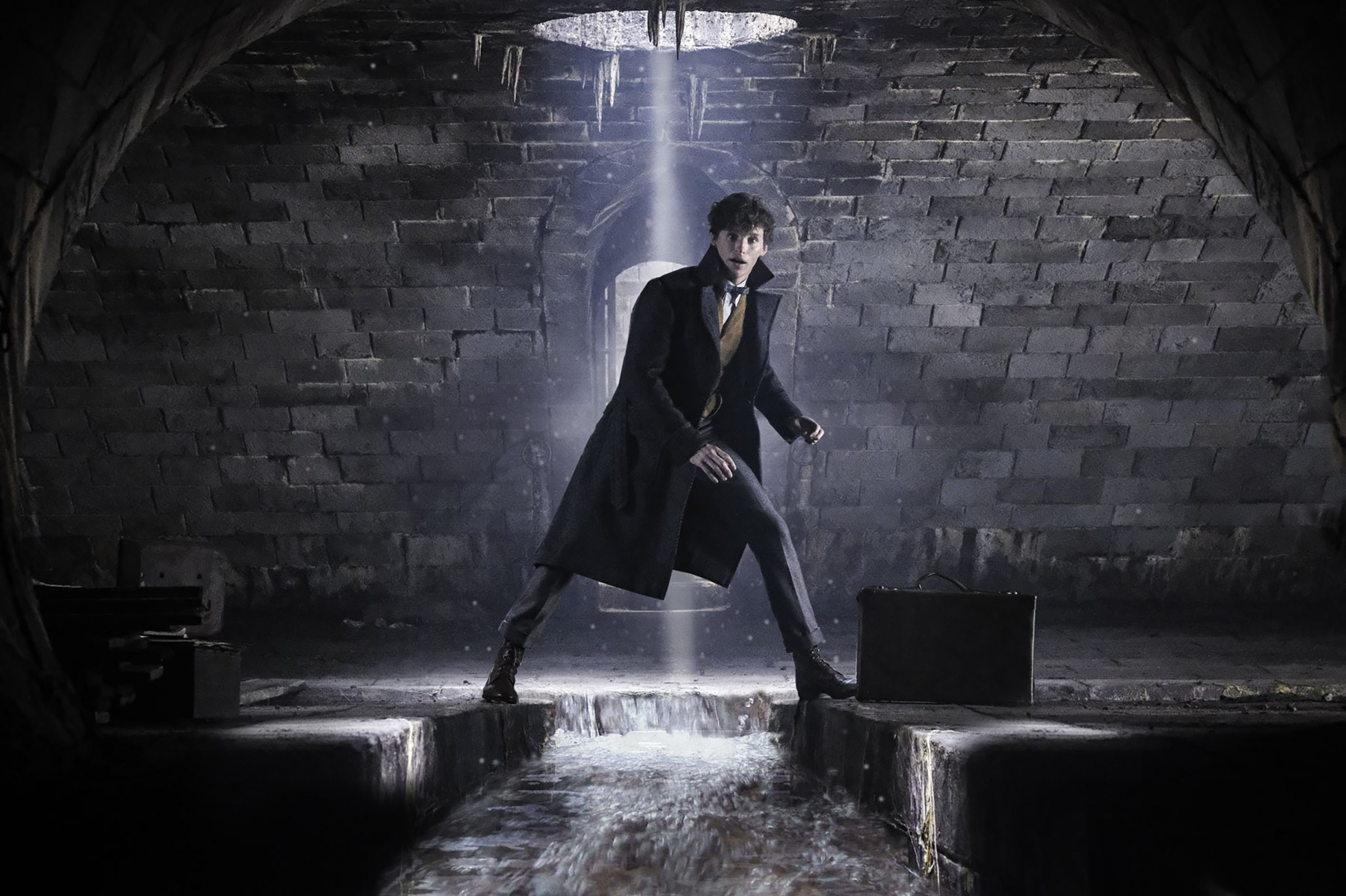 Young Dumbledore Is Unnervingly Hot In New Fantastic Beasts: The Crimes Of Grindelwald Photos 4